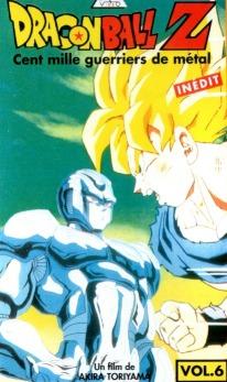 Dragon Ball Z : Cent mille guerriers de metal