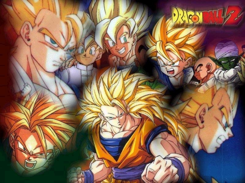 dragon ball wallpaper. hairstyles dragon ball z